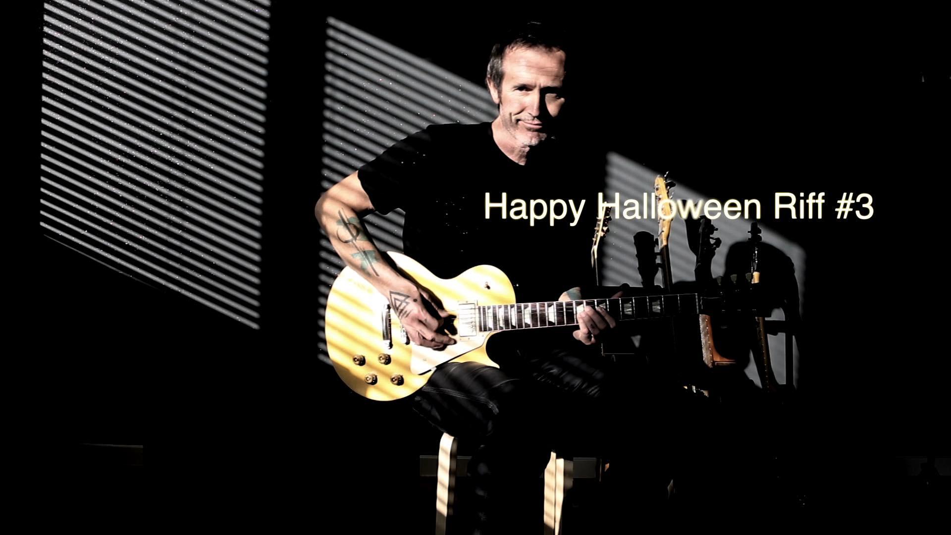 Happy Halloween Riff #3