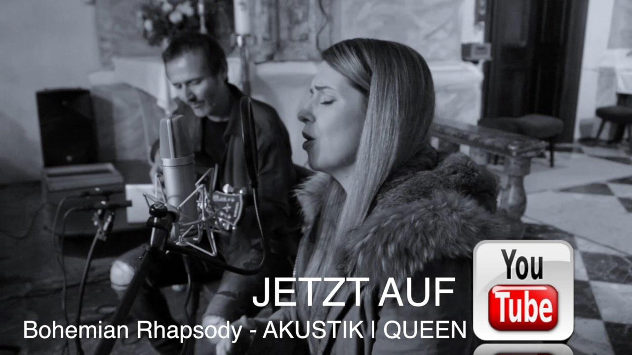 Manu Aigner & Bruno Unterberger – Bohemian Rhapsody (Queen Cover)