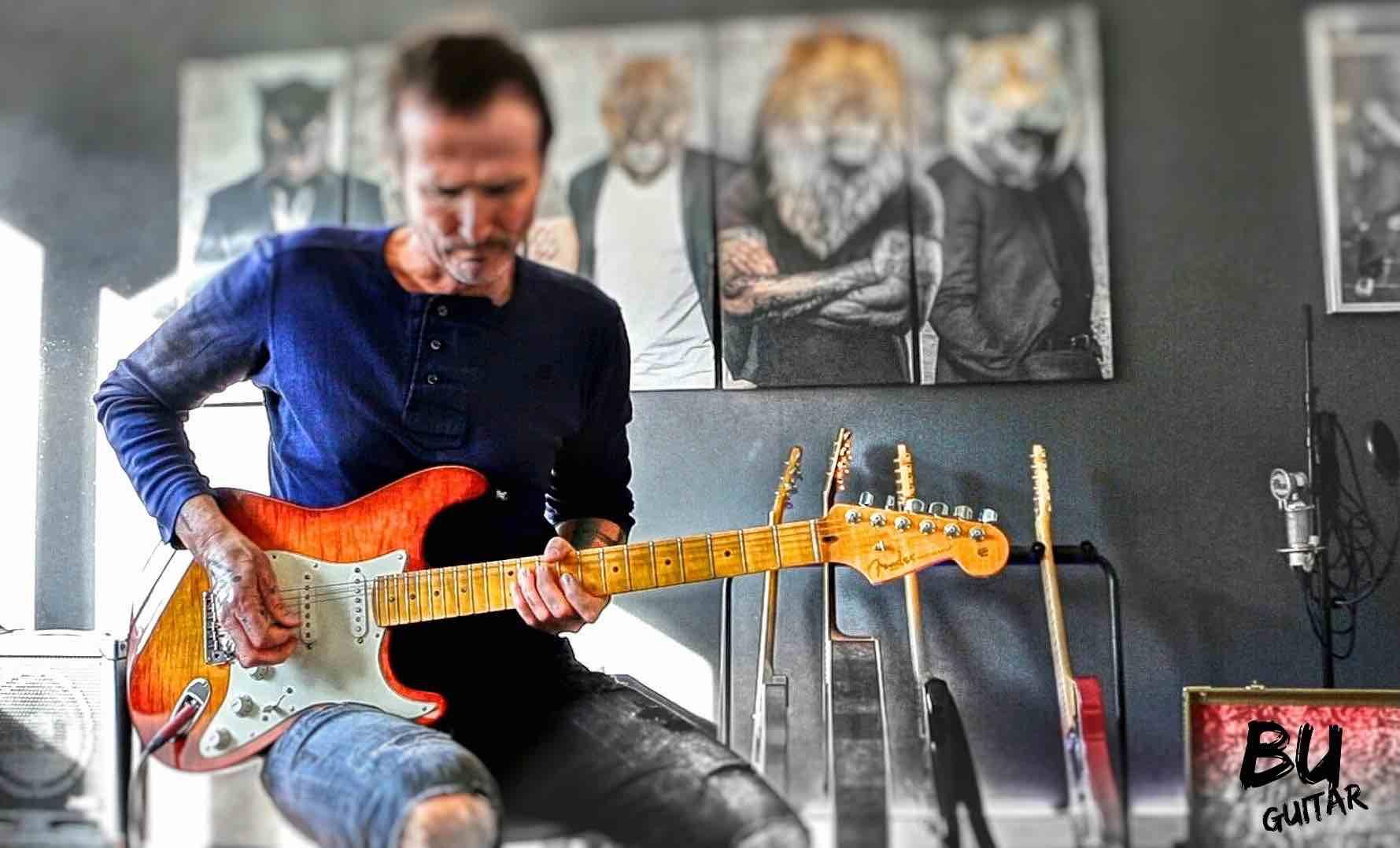 Fender Stratocaster Select 2012